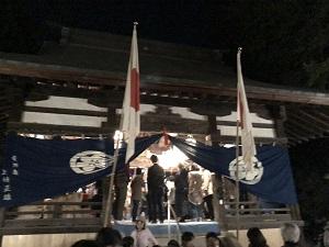 温井神社①