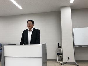 吉川組合長